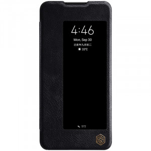 Nillkin Qin натур. кожа | Чехол-книжка для Huawei Mate 30