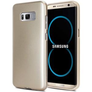 Mercury iJelly Metal   Силиконовый чехол для Samsung G950 Galaxy S8