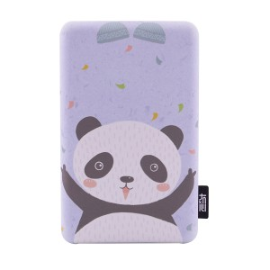 Maoxin Tomo T-2 | Портативное зарядное устройство Power Bank со зверушками 8000mAh (1 USB 1A) для Samsung Galaxy S7 Edge (G935F)