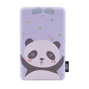 Maoxin Tomo T-2 | Портативное зарядное устройство Power Bank со зверушками 8000mAh (1 USB 1A) для Samsung Galaxy S9 (G960F)
