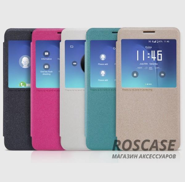 Кожаный чехол (книжка) Nillkin Sparkle Series для Samsung Galaxy Note 5Описание:бренд -&amp;nbsp;Nillkin;совместим с Samsung Galaxy Note 5;материал - кожзам;тип: книжка.&amp;nbsp;Особенности:функция Sleep mode;окошко в обложке;блестящая поверхность;защита со всех сторон.<br><br>Тип: Чехол<br>Бренд: Nillkin<br>Материал: Искусственная кожа