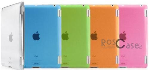 фото пластиковая накладка Smart Cover Crystal для Apple iPad 2/3/4