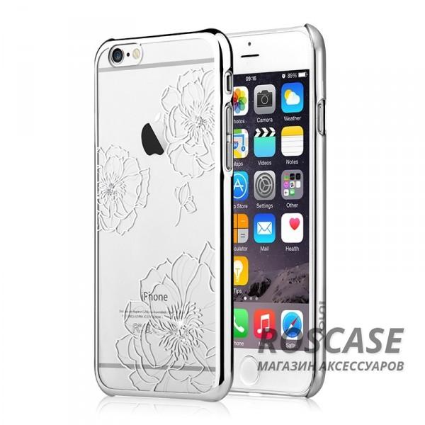 "Фото Пластиковая накладка VOUNI Crystal Bloom Series для Apple iPhone 6/6s (4.7"")"