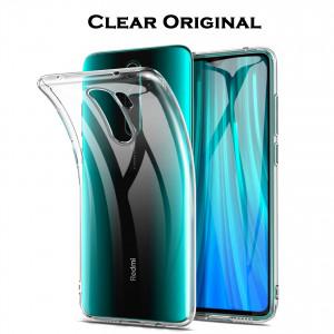 Clear Original | Прозрачный TPU чехол 2мм для Xiaomi Redmi Note 8 Pro