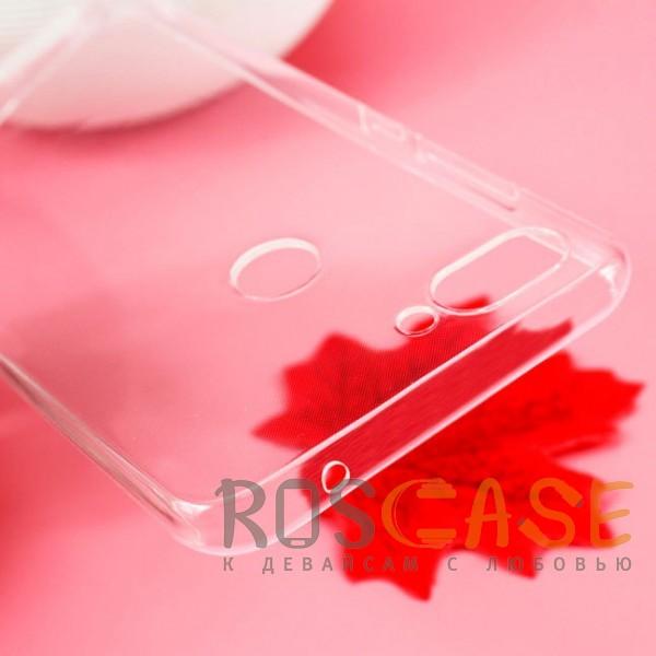 Изображение Бесцветный J-Case THIN | Гибкий силиконовый чехол для Xiaomi Mi 8 Lite / Mi 8 Youth (Mi 8X)