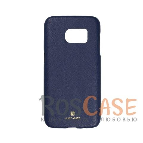 Накладка Just Must SU II Collection с олеофобным покрытием для Samsung G930F Galaxy S7 (Синий)Описание:бренд -&amp;nbsp;Just Must;материал - искусственная кожа;совместимость - Samsung G930F Galaxy S7;тип - накладка.<br><br>Тип: Чехол<br>Бренд: Just Must<br>Материал: Искусственная кожа