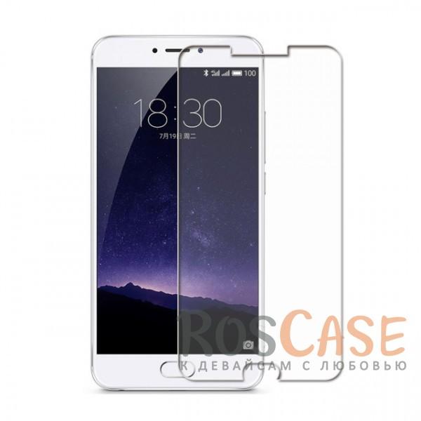Фото H+ | Защитное стекло для Meizu MX6 (картонная упаковка)