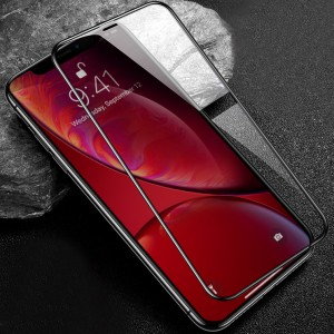 "Mocolo | 3D защитное стекло для Apple iPhone XR (6.1"") на весь экран"