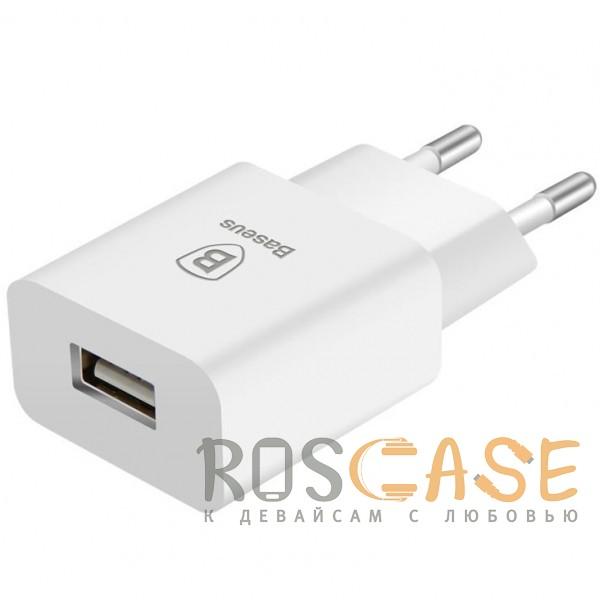 Фото Baseus Letour | Сетевое зарядное устройство (1USB 2.1A)
