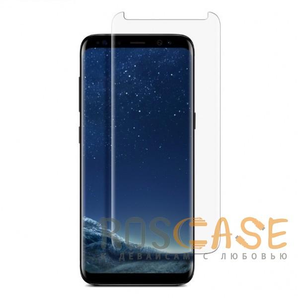 5D защитное стекло для Samsung G950 Galaxy S8 с полной проклейкой на весь экран (Прозрачное)