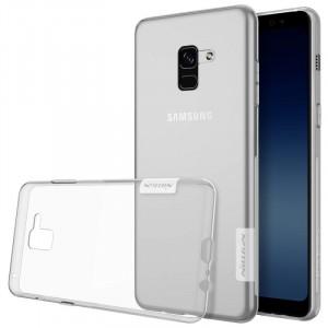 Nillkin Nature | Силиконовый чехол для Samsung A530 Galaxy A8 (2018)