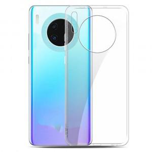 Clear Original | Прозрачный TPU чехол 2мм для Huawei Mate 30 pro