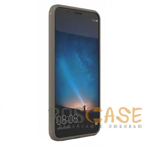 Изображение Серый iPaky Slim | Силиконовый чехол для Huawei Mate 10 Lite
