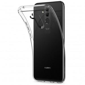 Clear Case   Прозрачный TPU чехол 2мм для Huawei Mate 20 lite