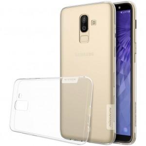 Nillkin Nature | Прозрачный силиконовый чехол для Samsung Galaxy J8 (2018)