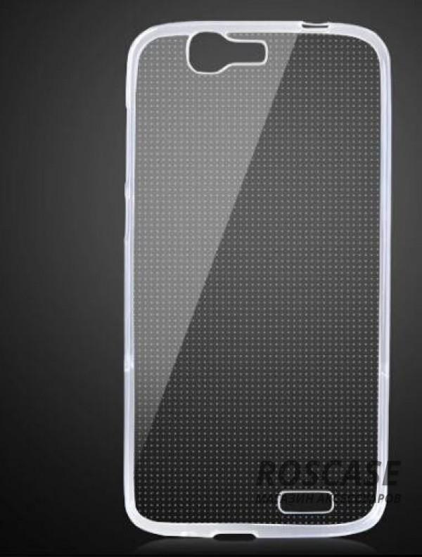 Ультратонкий силиконовый чехол Ultrathin 0,33mm для Huawei G7 (Бесцветный (прозрачный))Описание:бренд:&amp;nbsp;Epik;совместим с Huawei G7;материал: термополиуретан;тип: накладка.&amp;nbsp;Особенности:ультратонкий дизайн - 0,33 мм;прозрачный;эластичный и гибкий;надежно фиксируется;все функциональные вырезы в наличии.<br><br>Тип: Чехол<br>Бренд: Epik<br>Материал: TPU
