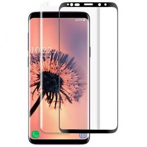 5D защитное стекло для Samsung Galaxy S9+ с полной проклейкой на весь экран
