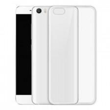 Ультратонкий силиконовый чехол для Xiaomi MI5 / MI5 Pro