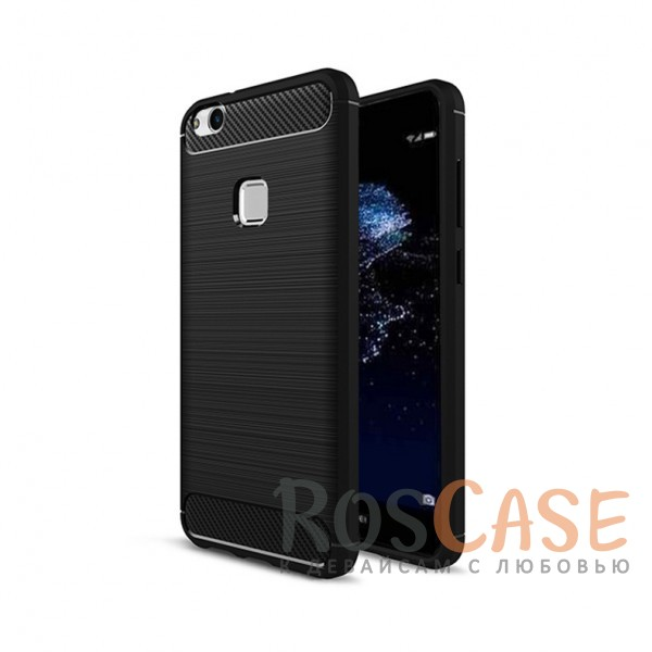 Фото Черный iPaky Slim | Силиконовый чехол для Huawei P10 Lite
