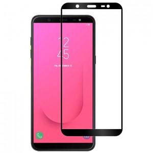 Artis 2.5D | Цветное защитное стекло на весь экран для Samsung Galaxy J8 (2018) на весь экран