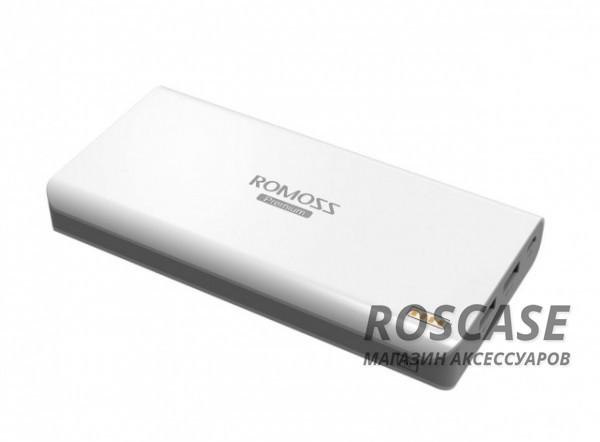 фото дополнительный внешний аккумулятор ROMOSS Sailing 6/Samsung SDI (PH80-305)(20800mAh)