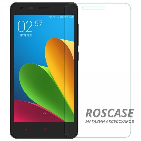 Защитное стекло Ultra Tempered Glass 0.33mm (H+) для Xiaomi Redmi 2 (картонная упаковка)Описание:бренд&amp;nbsp;Epik;совместимо c Xiaomi Redmi 2;материал: закаленное стекло;тип: защитное стекло на экран.&amp;nbsp;Особенности:закругленные&amp;nbsp;грани;не влияет на чувствительность сенсора;легко очищается;толщина - &amp;nbsp;0,33 мм;абсолютно прозрачное;защита от царапин и ударов.<br><br>Тип: Защитное стекло<br>Бренд: Epik