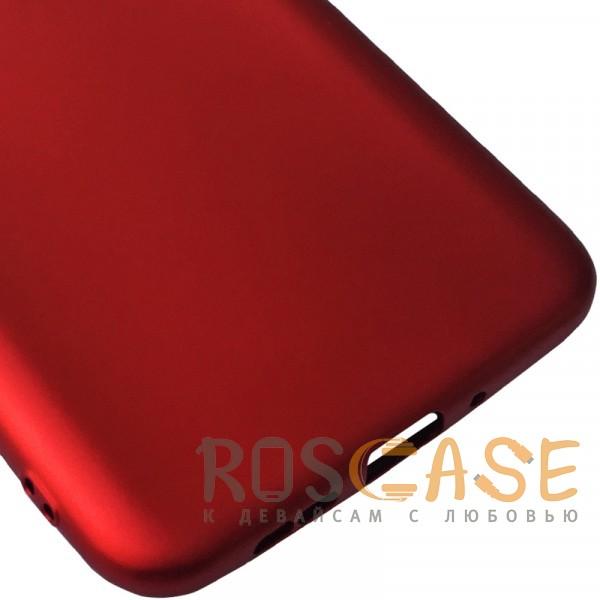Фото Красный J-Case THIN | Гибкий силиконовый чехол для Nokia 8 Sirocco