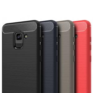 iPaky Slim | Силиконовый чехол для Samsung A730 Galaxy A8+ (2018)