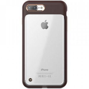 "STIL Monokini | Прозрачный чехол для Apple iPhone 7 Plus (5.5"") с силиконовым бампером"