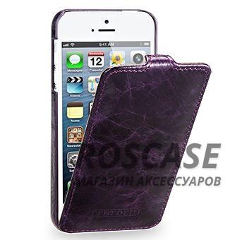 Фото кожаного чехла TETDED Lava Series для Apple iPhone 5