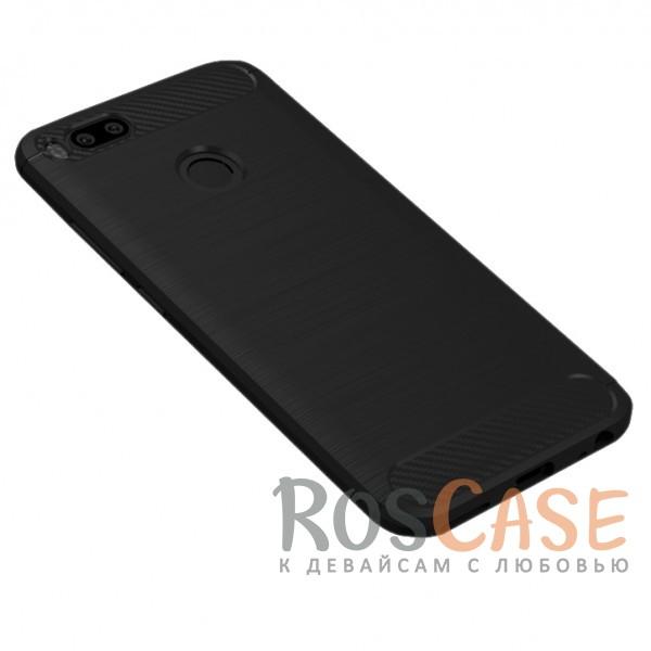 Стильный чехол с карбоновыми вставками iPaky (original) Slim для Xiaomi Mi 5X / Mi A1 (Черный)Описание:бренд - iPaky;совместим с Xiaomi Mi 5X / Mi A1;материал: термополиуретан;тип: накладка;эластичный;свойство анти-отпечатки;защита углов от ударов;ультратонкий;защита боковых кнопок;надежная фиксация.<br><br>Тип: Чехол<br>Бренд: iPaky<br>Материал: TPU