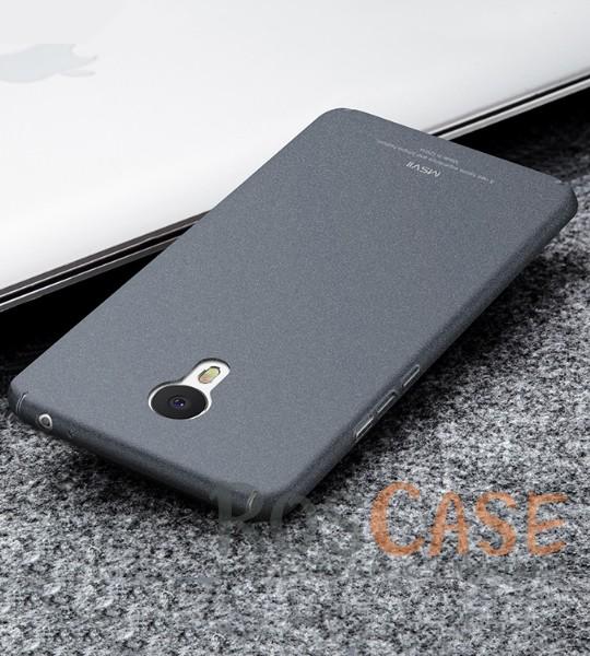 Пластиковый чехол Msvii Quicksand series для Meizu M3 Note (Серый)Описание:производитель - Msvii;совместим с Meizu M3 Note;материал  -  пластик;тип  -  накладка.&amp;nbsp;Особенности:матовая поверхность;имеет все разъемы;тонкий дизайн не увеличивает габариты;накладка не скользит;защищает от ударов и царапин;износостойкая.<br><br>Тип: Чехол<br>Бренд: Epik<br>Материал: Пластик