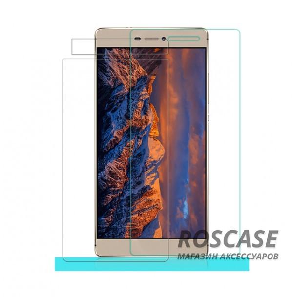 Защитное стекло Nillkin Anti-Explosion Glass Screen (H) для Huawei Ascend P8Описание:компания&amp;nbsp;Nillkin;создано для Huawei Ascend P8;материал: закаленное стекло;тип: защитное стекло.&amp;nbsp;Особенности:повторяет форму экрана;тонкое и прозрачное;покрытие анти-блик;твердость - 9H;толщина - &amp;nbsp;0,3 мм;защита от ударов и царапин;олеофобное покрытие;в комплекте пленка на камеру и на заднюю панель.<br><br>Тип: Защитное стекло<br>Бренд: Nillkin