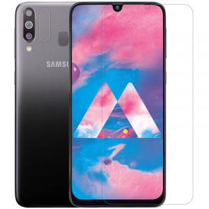 Nillkin Crystal | Защитная пленка Анти-отпечатки  для Samsung Galaxy A20 (A205F)