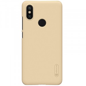 Nillkin Super Frosted Shield | Матовый чехол для Xiaomi Mi A2