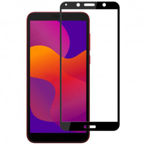 Защитное стекло 5D Full Cover  для Huawei Honor 9S