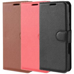 Чехол портмоне подставка для iPhone 12 / 12 Pro с магнитной защелкой