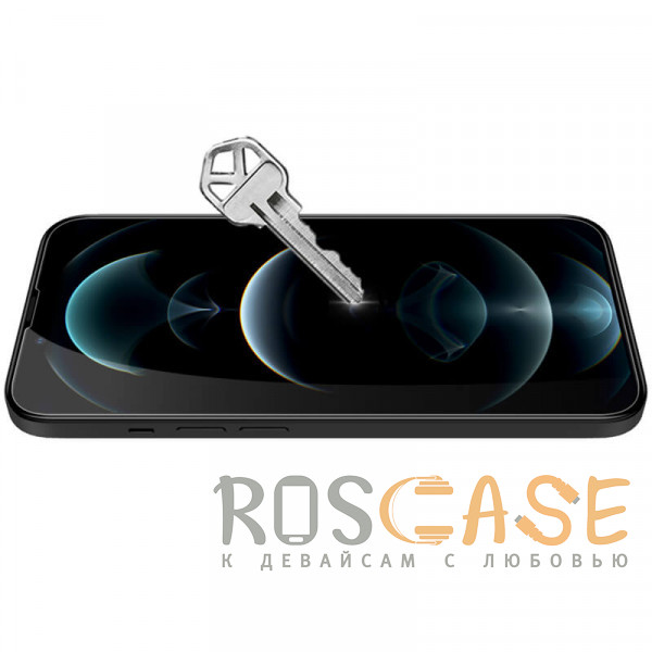 Фотография Черный Nillkin CP+ PRO   Закаленное защитное стекло для iPhone 13 Pro Max