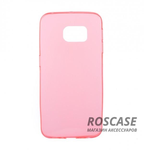 TPU чехол Remax 0.2mm для Samsung G925F Galaxy S6 Edge (Розовый (прозрачный))Описание:бренд  - &amp;nbsp;Remax;разработан для Samsung G925F Galaxy S6 Edge;материал - термополиуретан;тип - накладка.Особенности:ультратонкий дизайн - 0,2 мм;прозрачный;гибкий;защита от ударов и царапин;наличие всех вырезов.<br><br>Тип: Чехол<br>Бренд: Remax<br>Материал: TPU