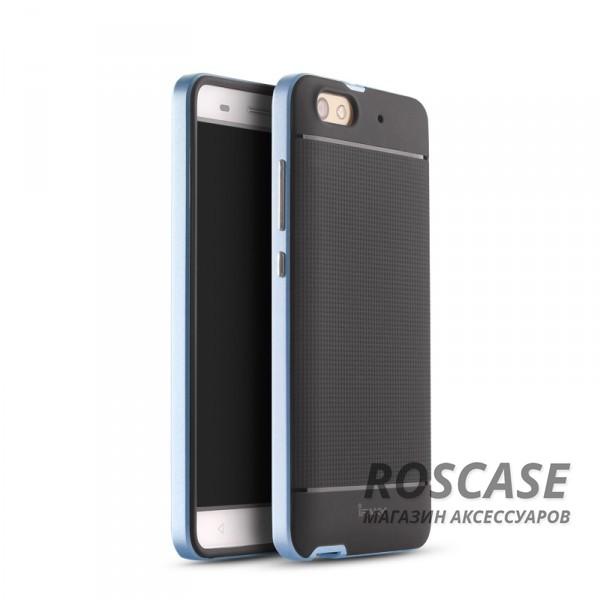 Чехол iPaky TPU+PC для Huawei Honor 4C (Черный / Синий)Описание:производитель: iPaky;совместимость: смартфон Huawei Honor 4C;материалы изделия: термополиуретан и поликарбонат;форм-фактор: накладка.Особенности:дополнительный каркас из поликарбоната;высокий уровень износостойкости и прочности;ультратонкий;имеет все необходимые функциональные вырезы;легко чистится.<br><br>Тип: Чехол<br>Бренд: Epik<br>Материал: TPU