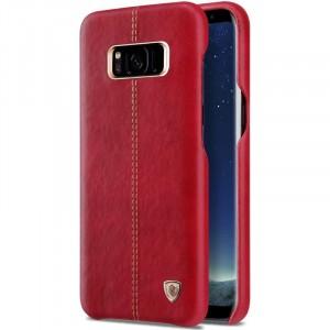 Nillkin Englon натур. кожа | Чехол для Samsung G955 Galaxy S8 Plus