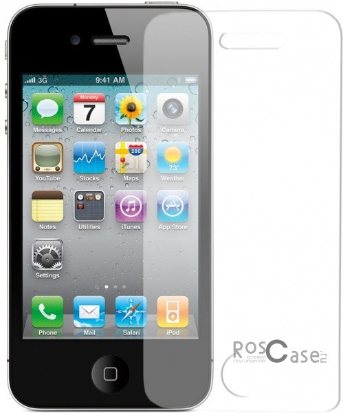 фото защитная пленка Epik для Iphone 4/4s