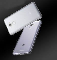 Ультратонкий силиконовый чехол для Xiaomi Redmi 4