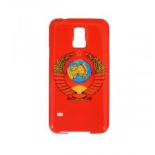 """Оригинальный чехол """"СССР""""  для Samsung Galaxy S5 (G900F)"""