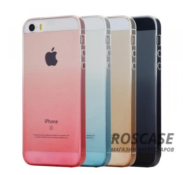 TPU чехол ROCK Iris series для Apple iPhone 5/5S/SEОписание:производитель  -  Rock;форм-фактор  -  чехол-накладка;материалы  -  термополиуретан (TPU);совместим с Apple iPhone 5/5S/SE.Особенности:тип защиты  -  бортики, тыльная панель;выемки под внешние порты, камеру, колонку, регулятор громкостилегкая очистка;тонкий дизайн.<br><br>Тип: Чехол<br>Бренд: ROCK<br>Материал: TPU