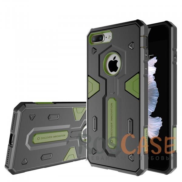 "Фото Зеленый Nillkin Defender 2   Противоударный чехол для Apple iPhone 7 plus / 8 plus (5.5"")"