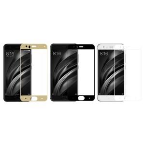 Artis 2.5D | Цветное защитное стекло на весь экран для Xiaomi Mi 6 на весь экран