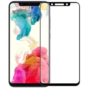 5D Full Cover | Защитное стекло для Xiaomi Pocophone F1 на весь экран (Premium)