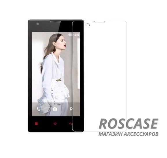 фото  Защитная пленка Ultra Screen Protector для Xiaomi Hongmi Red Rice