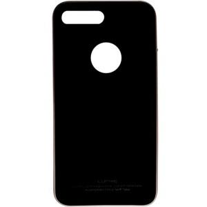 LUPHIE Metal Frame | Металлический бампер для Apple iPhone 8 Plus с глянцевой панелью